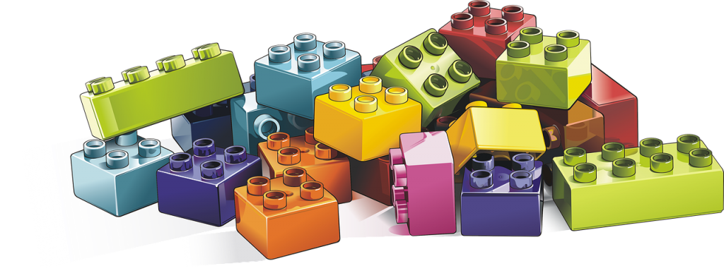 pixabay, lego, vector, line art